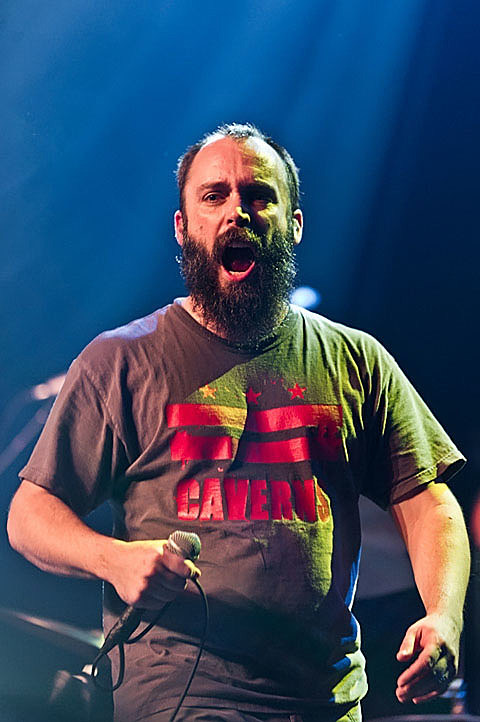 Clutch @ Emo's East - 12/17/2011