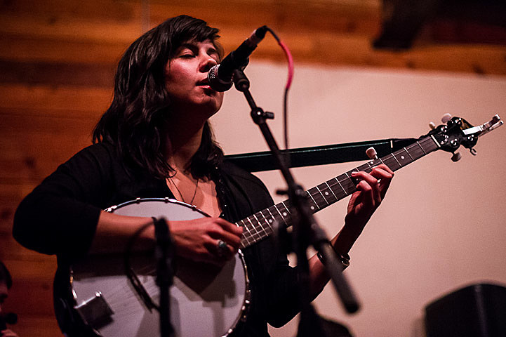 Dana Falconberry @ Mohawk on 4/10/2012