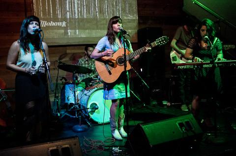 Dana Falconberry @ Mohawk - 8/10/2012