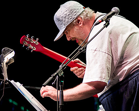 Daniel Johnston @ Bass Concert Hall - 9/25/2012