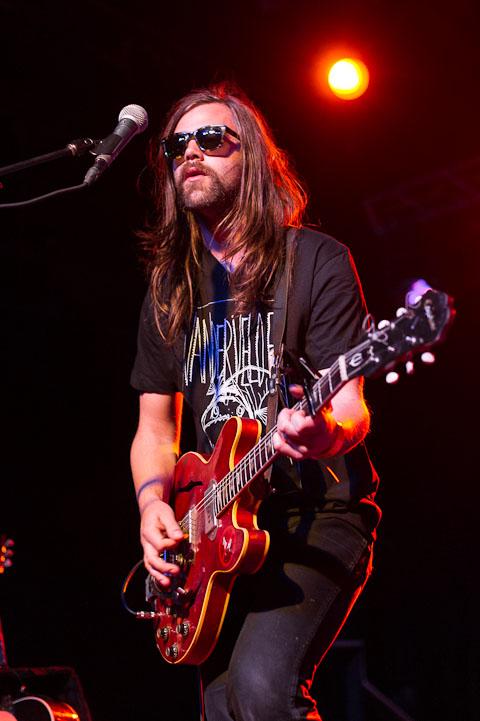 David Vandervelde @ La Zona Rosa - 4/20/2012
