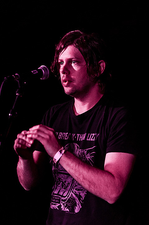 Dax Riggs @ Red7 - 4/21/2012