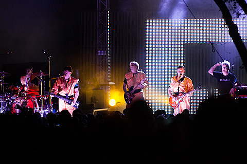 Devo @ Stubb's - 9/18/2012
