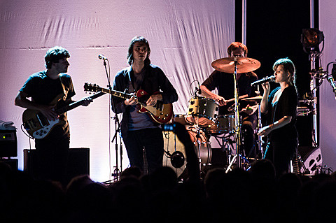Dirty Projectors @ Emo's East  - 8/2/2012