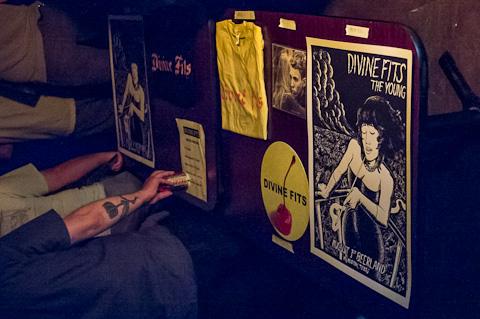 Divine Fits @ Beerland - 8/1/2012