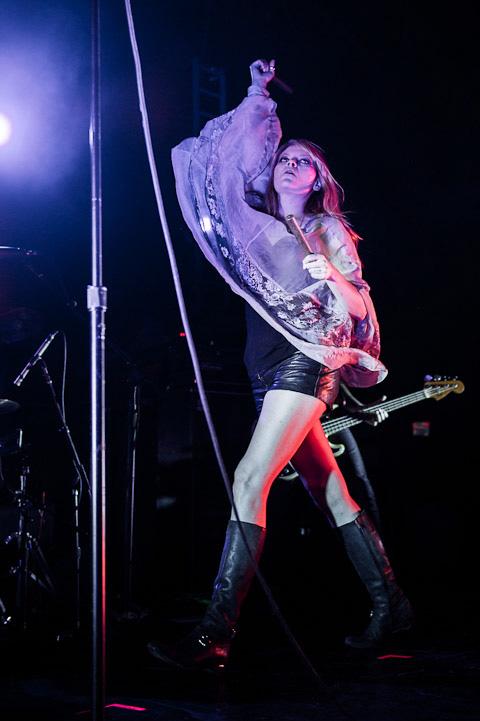 The Duke Spirit @ Bass Concert Hall - 5/12/2012