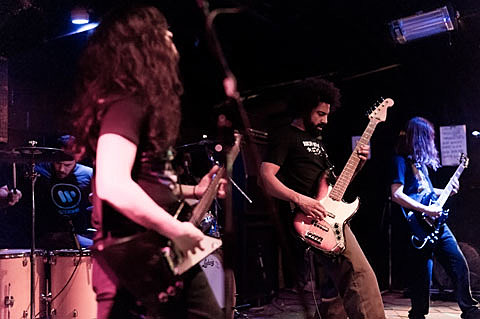 Eagle Claw @ Red7 - 1/6/2012