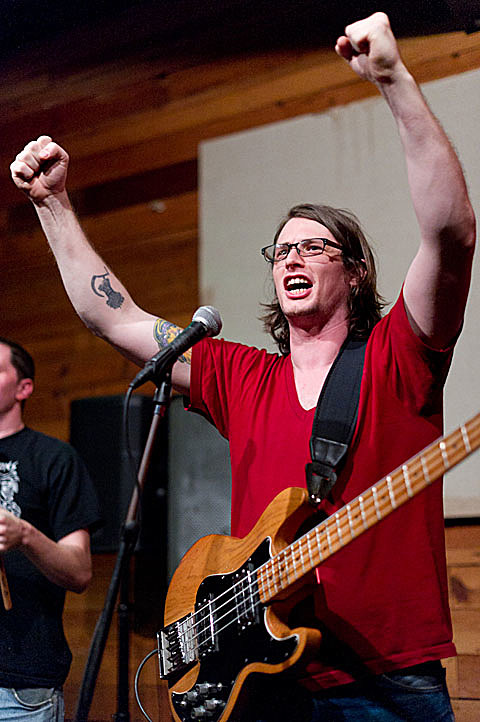 Ed Schrader's Music Beat - Mohawk - Austin - 11/22/2011