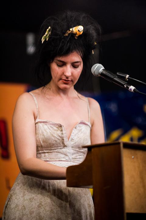 Eliza Rickman @ Frontier Bar - 9/9/2012