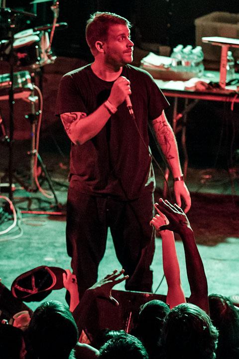El-P @ Mohawk - 6/23/2012