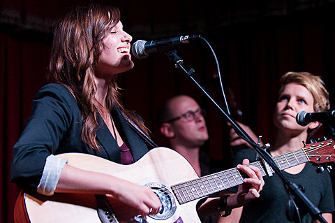 Emily Wolfe @ The Cactus Cafe - 9/17/2012