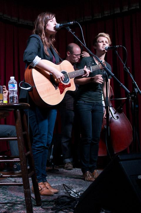 Emily Wolfe @ Cactus Cafe - 9/17/2012