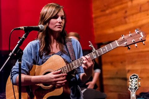 Emily Wolfe @ Mohawk - 4/23/2012
