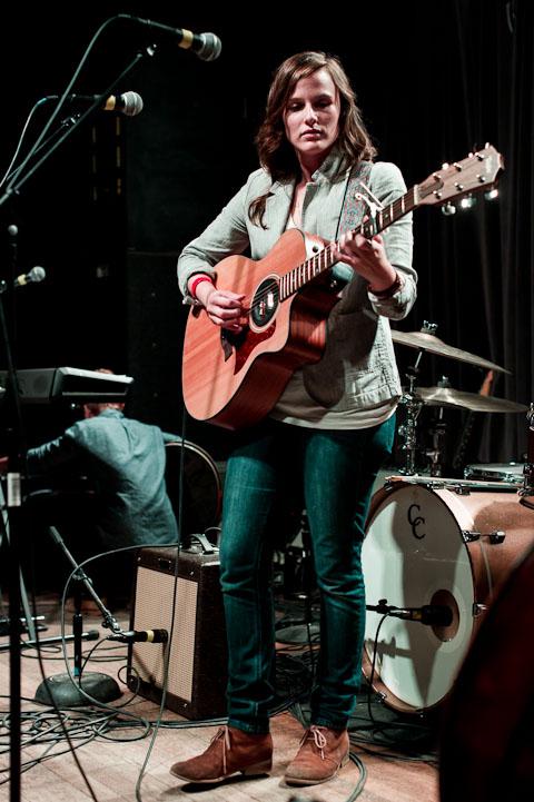 Emily Wolfe @ Stubb's - 6/15/2012