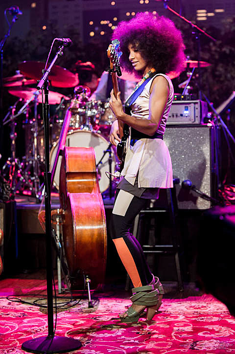 Esperanza Spalding @ The Moody Theater - 12/02/2012