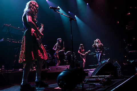 Feathers @ The Moody Theater - 6/21/2012