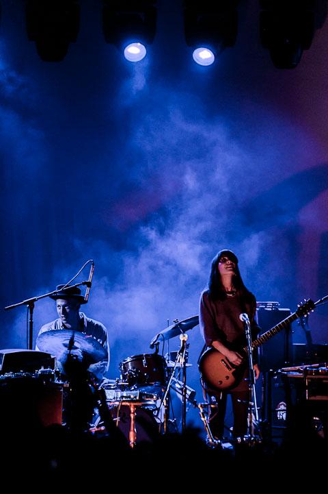 Feist @ Stubb's - 4/26/2012