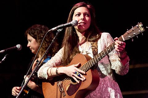 Folk Uke @ Moody Theater - 12/30/2011