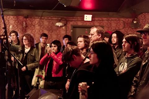 Follow That Bird @ Scoot Inn - 1/12/2012