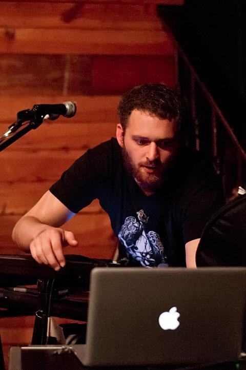 Geoff Millions @ Mohawk - 2/15/2012