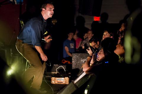 Future Islands @ Red 7 - 11/11/2012