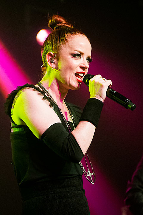 Shirley Manson of Garbage @ La Zona Rosa - 10/10/2012 - 10/10/2012