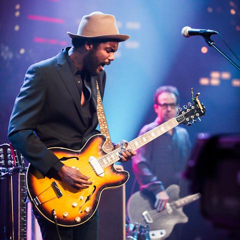 Gary Clark Jr. @ The Moody Theater - 11/30/2012