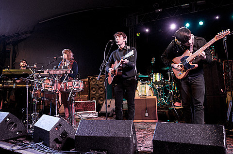 Givers @ Stubb's - 3/9/2012