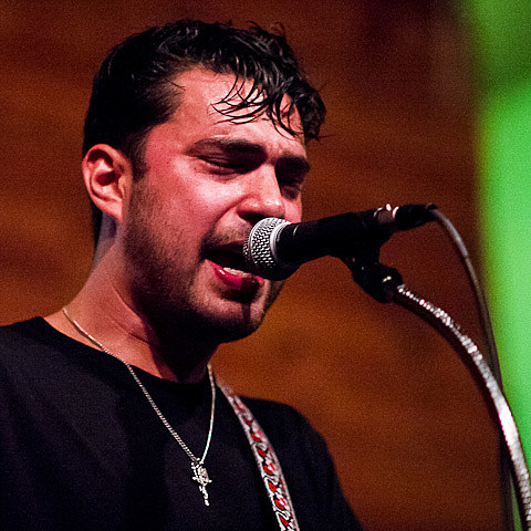 Hanni El Khatib @ Mohawk - 5/07/2012