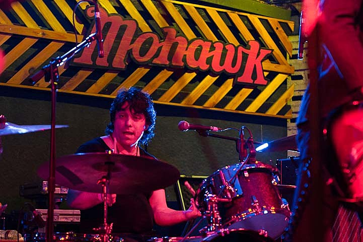The Happen-Ins @ Mohawk - 4/10/2012
