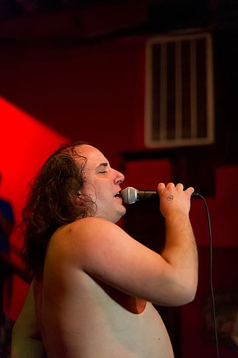 Har Mar Superstar @ Mohawk - 2/2/2012