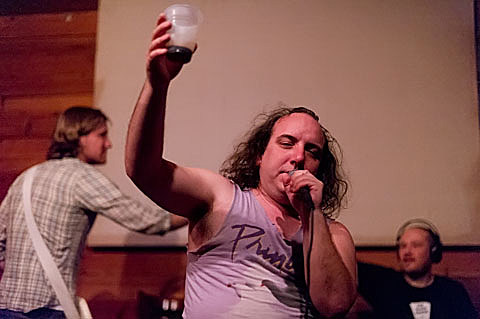 Har Mar Superstar @ Mohawk - 2/8/2012
