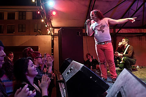 Har Mar Superstar @ Mohawk - 2/24/2012