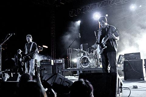 Hum at Fun Fun Fun Fest 6 - 11/06/2011