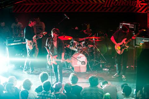 Iceage @ Mohawk - 6/3/2012