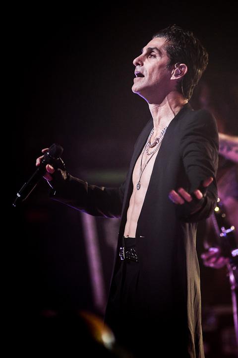 Jane's Addicition @ Bass Concert Hall - 5/12/2012