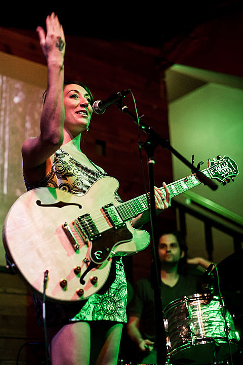 Joanna Barbera @ Mohawk - 8/9/2012