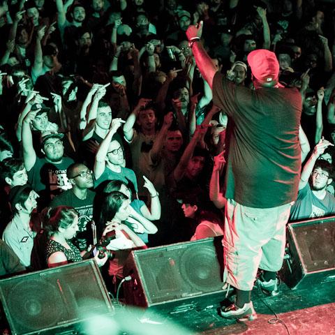 Killer Mike @ Mohawk - 6/23/2012