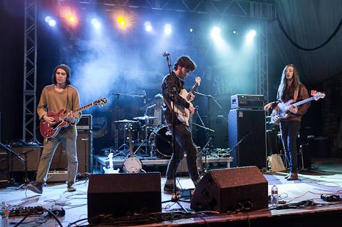 Kingston Springs @ Stubb's on 3/10/2012