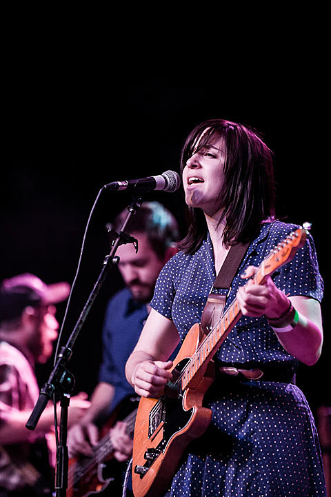 Laura Stevenson and The Cans @ Emo's - 6/3/2012
