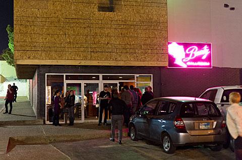 L.A.X. @ Beauty Ballroom - 1/27