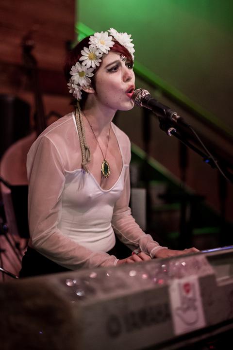 Les Rav @ Mohawk - 4/17/2012