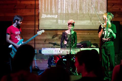 Les RAV @ Mohawk - 8/9/2012