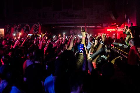 Lil Kim @ Emo's East - 6/19/2012