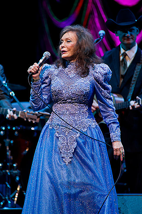 Loretta Lynn @ The Moody Theater -  2/17/2012