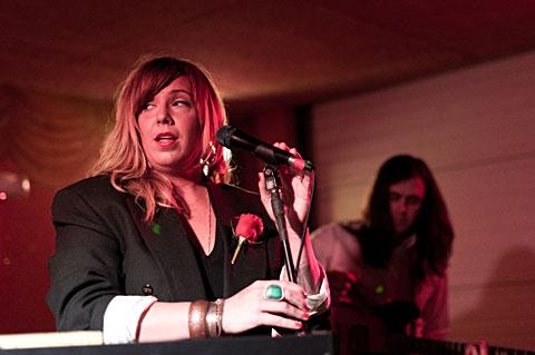 Love Inks @ Beauty Bar - 1/28/2012
