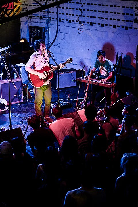 Margot and the Nuclear So and So's @ Mohawk - 5/29/2012
