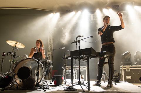 Matt and Kim @ Stubb's - 10/20/2012
