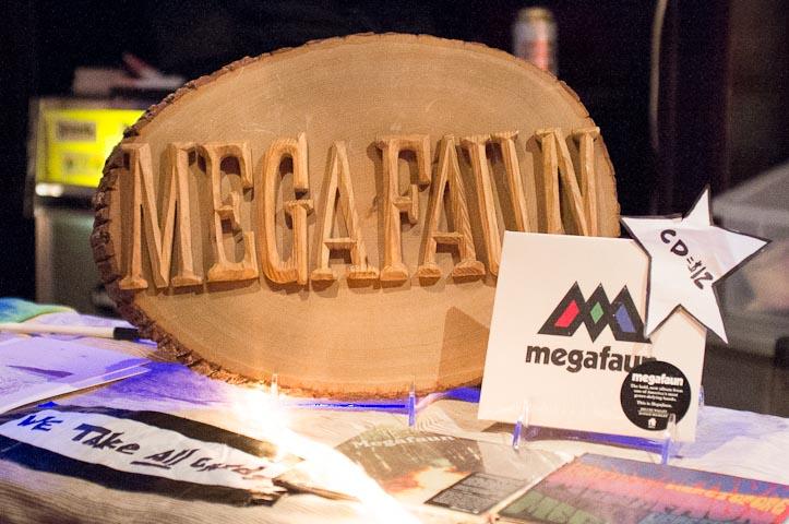 Megafaun @ Mohawk on 4/10/2012