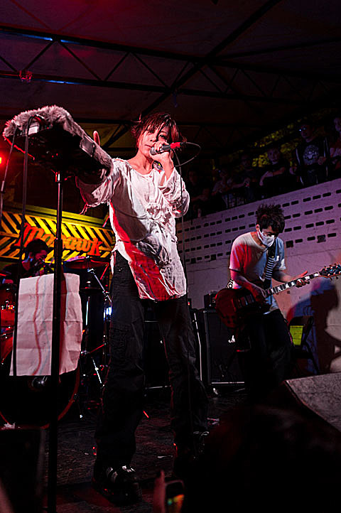 Melt Banana - Mohawk - Austin - 11/19/2011